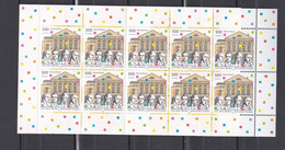 ALLEMAGNE RFA TIMBRES CARNET N° C1860  DIX DM TIMBRES 1860 X 10 COTE 15.00 EUROS - Unused Stamps