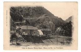 05 HAUTES ALPES - Vallée Du Queyras, Maison Du Roi, Les Tourniquets - Sin Clasificación