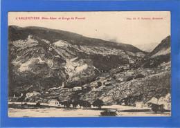 05 HAUTES ALPES - L'ARGENTIERE Et Gorge Du Fournel (voir Descriptif) - L'Argentiere La Besse