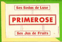 Buvard & Blotter Paper : Ses Sodas PRIMEROSE Ses Jus De Fruits - Softdrinks