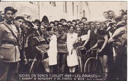 42 ROZIER-EN-DONZY Le Grand Prix De 1929 - Otros Municipios