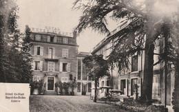 63-Royat Entrée Hôtel Saint-Mart - Royat