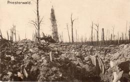 DC3756 - Ak Priesterwald Soldaten Feldpostbrief - Guerra 1914-18