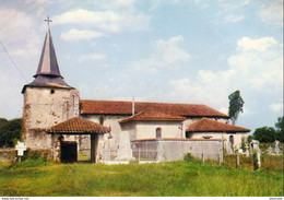 D40  AUREILHAN  L'Église - Andere Gemeenten