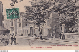 D66  PERPIGNAN  Le Collège .........  Carte Peu Courante - Perpignan