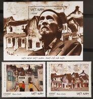 Vietnam Vietnam MNH Perf Stamps & Souvenir Sheet 2020 : 100th Birth Ann. Of Bui Xuan Phai, Artist / Hanoi Art (Ms1131) - Vietnam