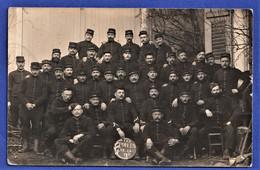 CARTE-PHOTO 54 PAGNEY DERRIERE BARINE - Souvenir De La 9ème Batterie 6ème Artillerie, Toul 1915 - WWI - Toul
