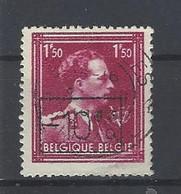 Nr 691 Gestempeld -10% Bruxelles 9B - 1946 -10%