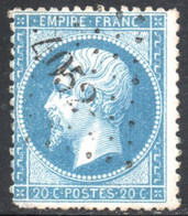 YT 22 OBLITERE PC 4052 - 1862 Napoléon III.