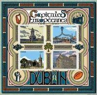 F5384** Capitales Européennes. Dublin - Nuevos