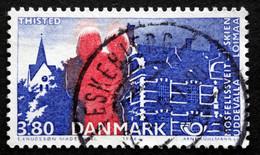 Denmark 1986  NORDEN     MiNr.869  (O)  ( Lot E 403) - Usado