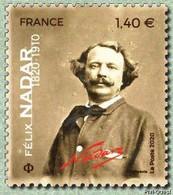 N°5394** Félix NADAR - Unused Stamps