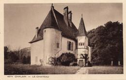 Chalain Le Chateau - Altri Comuni