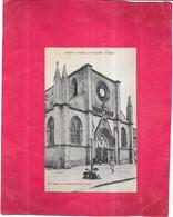 SAINT VAAST LA HOUGUE - 50 - L'Eglise - V/291220 - - Saint Vaast La Hougue