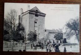 Carte Postale Ancienne - Châteaubriant - Pavillon Des Champs Et La Gendarmerie - Châteaubriant