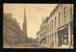 Rijwielwinkel Bezuidenhoutseweg (thans Verzorgingstehuis) (B148) - Den Haag ('s-Gravenhage)