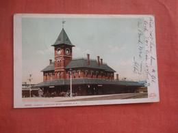 Nashua Junction Depot   New Hampshire > Nashua      Ref 4563 - Nashua