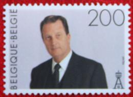 200 Fr Z.M. Koning Albert II COB 2599 (Mi 2651) 1995 POSTFRIS MNH ** BELGIE BELGIEN BELGIUM - Unused Stamps