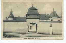 Orgeo Château De Biourge ( Bertrix ) Petit Pli Coin Supérieur Droit - Virton