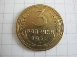 Russia 3 Kopeks 1935 - Russia