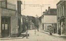 MONT SAINT SULPICE Rue De Paris - Altri Comuni