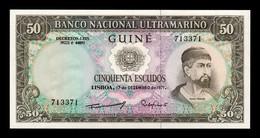 Portuguese Guinea Portuguesa 50 Escudos 1971 Pick 44a Sign 2 SC UNC - Autres - Afrique