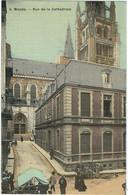 LOZERE : Mende, Rue De La Cathedrale, RARE... - Mende