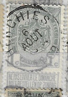 HERCHIES - 1893-1907 Coat Of Arms