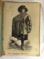 Les Exploits De Mandrin. Par L. Demay Et J De Treyve. 1888. Exemplaire Abimé Et Incomplet. - 1801-1900