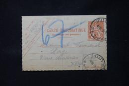 FRANCE - Pneumatique Type Chaplain De Paris Pour Paris En 1948 - L 83326 - Neumáticos