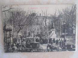 Perpignan . Place Arago - Perpignan