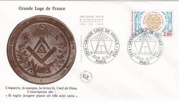 FDC 05/11/1994: Grande Loge De France - 1990-1999