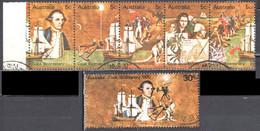 Australia 1970 - Captain James Cook - Mi.437-42 - Used - Used Stamps