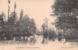 72-LA CHAPELLE SAINT AUBIN LE MOULIN AUX MOINES-N°T2918-H/0007 - Altri Comuni