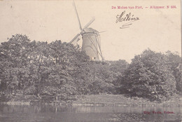 Alkmaar De Molen Van Piet ( Moulin à Vent ) - Alkmaar