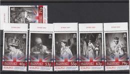 Alderney - 2013 60th Anniversary Of The Coronation Of Queen Elizabeth II UM 29.5.2013 - Alderney