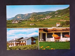 TRENTINO ALTO ADIGE -BOLZANO -ALBERGO SONNENHOF PINZANO MONTAN/ MONTAGNA EGNA -F.G.  LOTTO N°751 - Bolzano (Bozen)