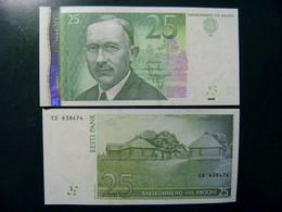 UNC Banknote Estonia 25 Krooni 2002 P-84 - Estonie