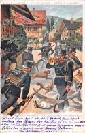 GeneralMarsch La Générale - Oies - Chien - Poule - Armée Suisse Schweizer Armee - Militaire - Militaria - Sonstige