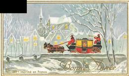 Carte Mignonnette - Bonne Année , - Anno Nuovo