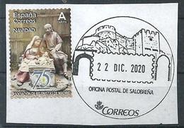 ESPAÑA 2020 - Navidad - 2011-... Oblitérés