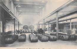 Champagne E. Mercier& Cie. Tirage (Mise En Bouteilles) Scan - Sonstige