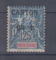 Canton   N° 25 Neuf ** - Unused Stamps