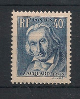France - 1934 - N°Yv. 295 - Jacquard - Neuf Luxe ** / MNH / Postfrisch - Unused Stamps