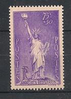 France - 1936 - N°Yv. 309 - Statue De La Liberté - Neuf Luxe ** / MNH / Postfrisch - Unused Stamps
