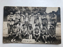 Foto Ak Zouave Uniform Groupe 45 Au Jus Enfant - Uniformes