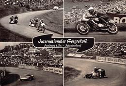 CIRCUIT MOTO - AUTOMOBILE à FREIBURG - International BERG REKORD ( Course De SIDE CAR , MOTOS , AUTOS ) - Sport Moto