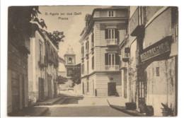 SANT' AGATA SUI DUE GOLFI - PIAZZA - Napoli (Napels)