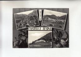 SALUTI DA CASTELLO TESINO    -PANORAMA - Trento