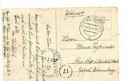 F 11 1944  Carte / Lettre  En Feldpost - Sin Clasificación